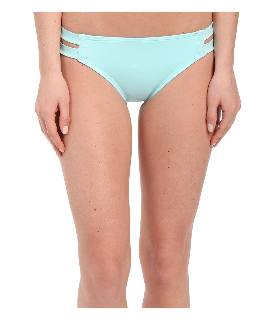 Vince Camuto Strap Side Bikini (Aqua Shade) Women