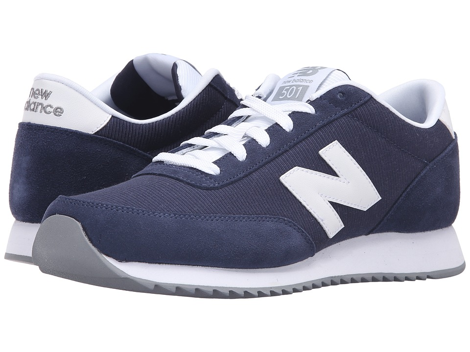 New Balance Classics - MZ501v1 (Navy) Men's Classic Shoes