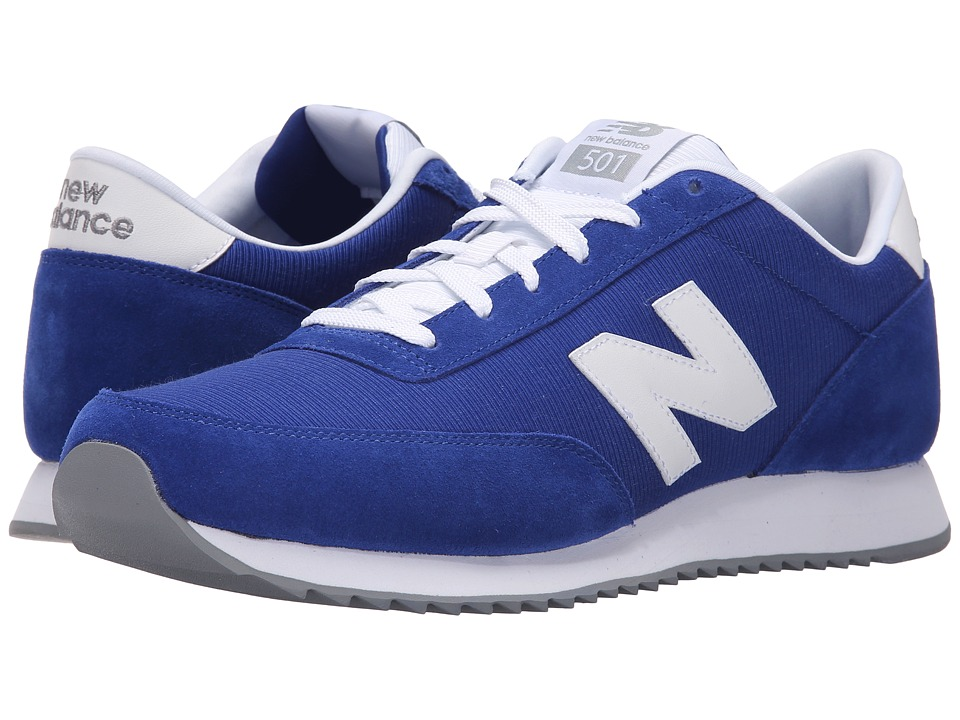 New Balance Classics - MZ501v1 (Royal) Men's Classic Shoes