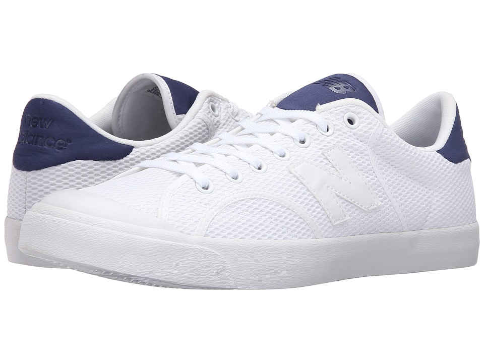 New Balance Classics - Pro Court (White 2) Men's Lace up casual Shoes