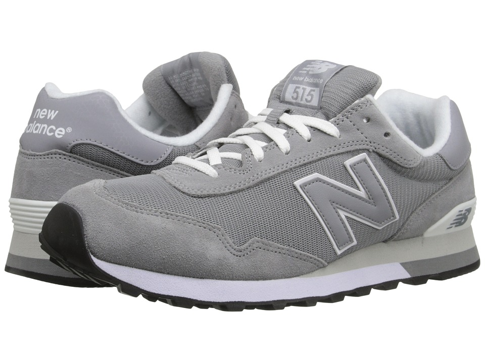 New Balance - ML515v1 (Grey) Men's Classic Shoes