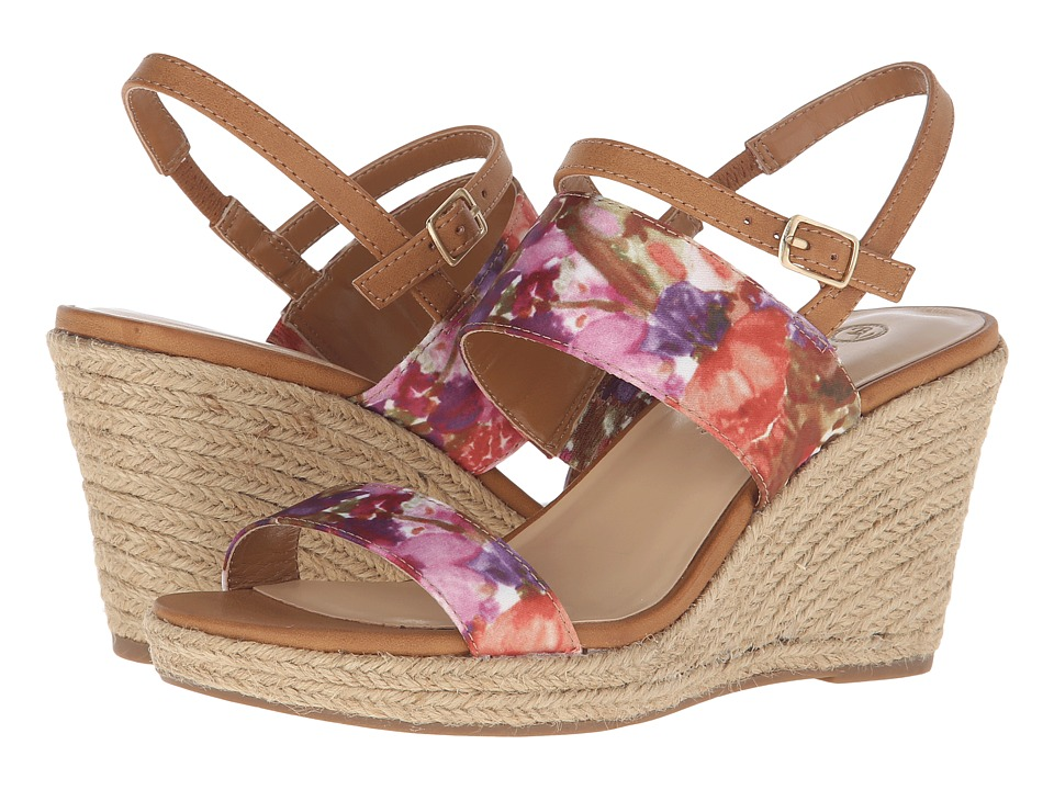 Bella-Vita Grayson (Natural Floral) Women