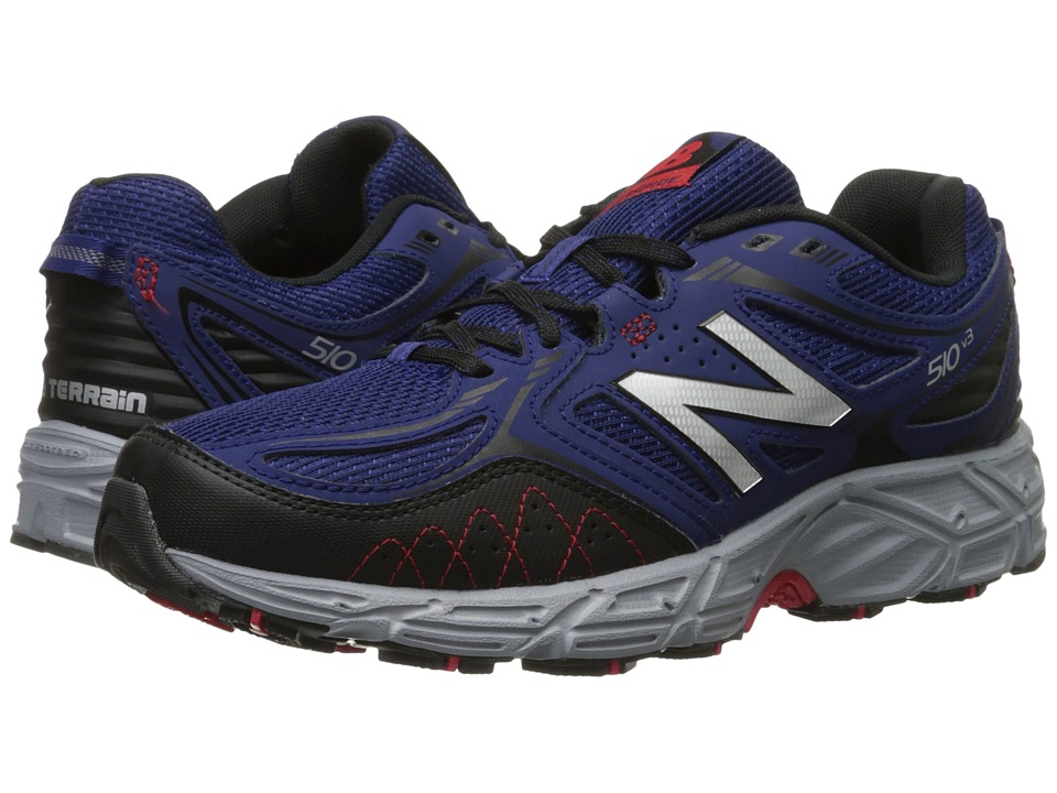 New Balance - MT510V3 - USA (Navy/Black) Men's Running Shoes
