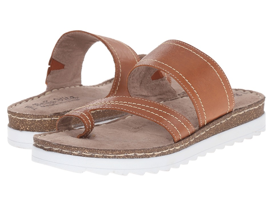Bella-Vita - Tivoli (Tan) Women's Sandals