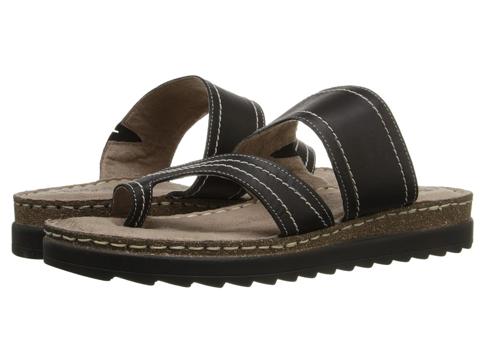 Bella-Vita - Tivoli (Black) Women's Sandals