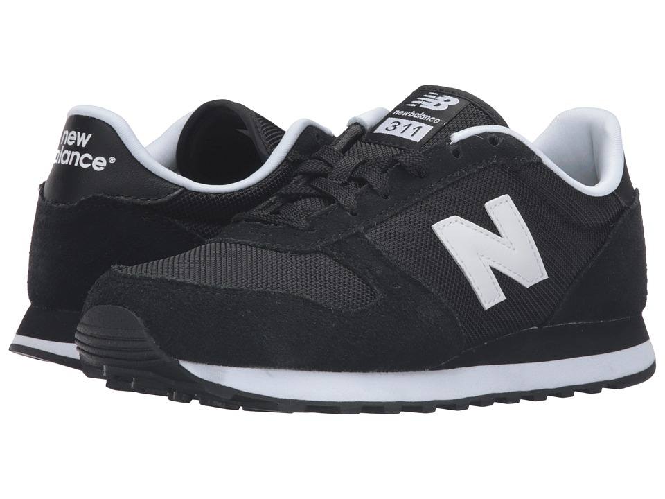 New Balance - WL311V1 - USA (Black) Women's Running Shoes