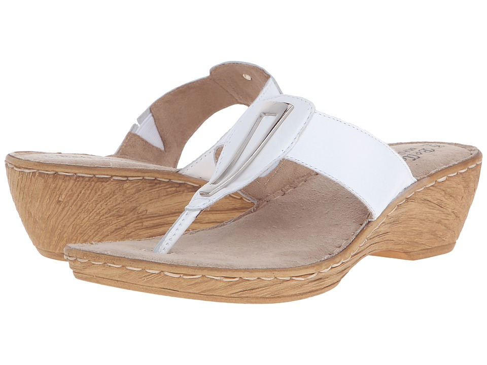 Bella-Vita - Sulmona (White) Women's Sandals