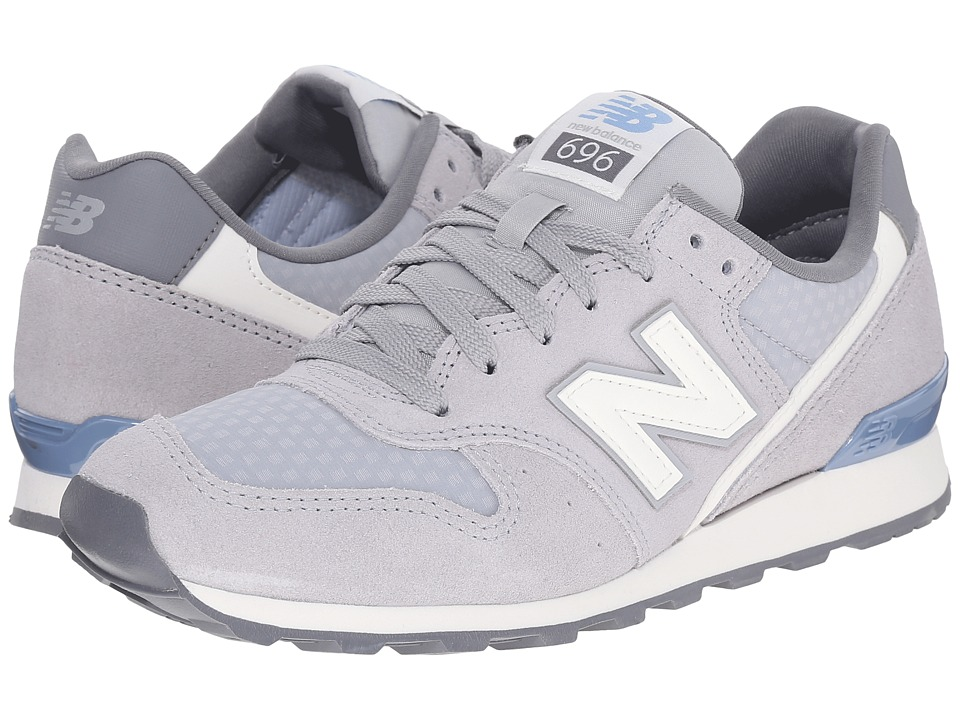 New Balance Classics - WL696v1 (Silver Mink/Icarus) Women's Running Shoes