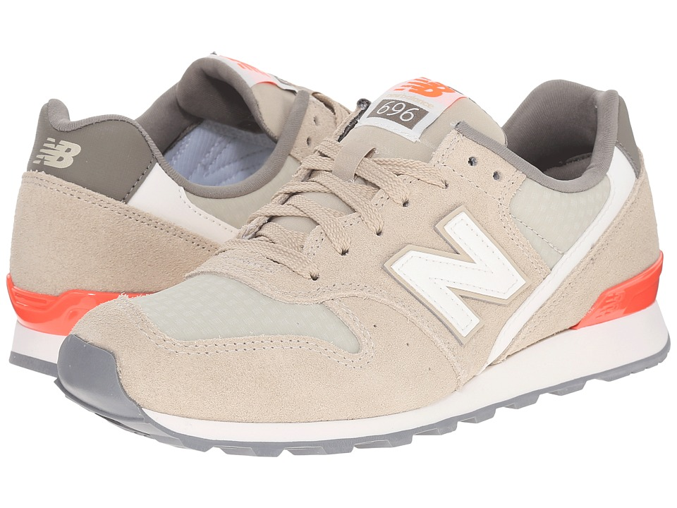 New Balance Classics - WL696v1 (Beach Sand/Dragonfly) Women's Running Shoes
