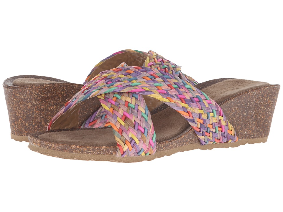 Bella-Vita - Pavia (Bright Multi) Women's Sandals