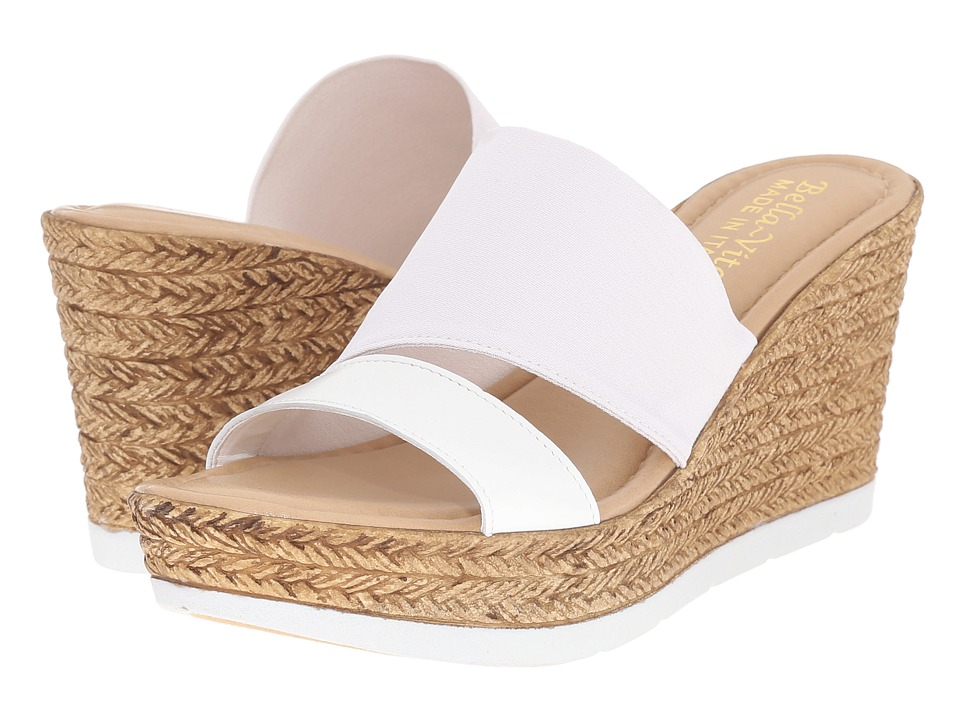 Bella-Vita - Formia (White) Women's Sandals