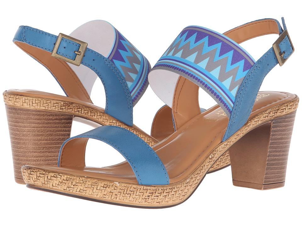 Bella-Vita Ponza (Denim Blue) Women
