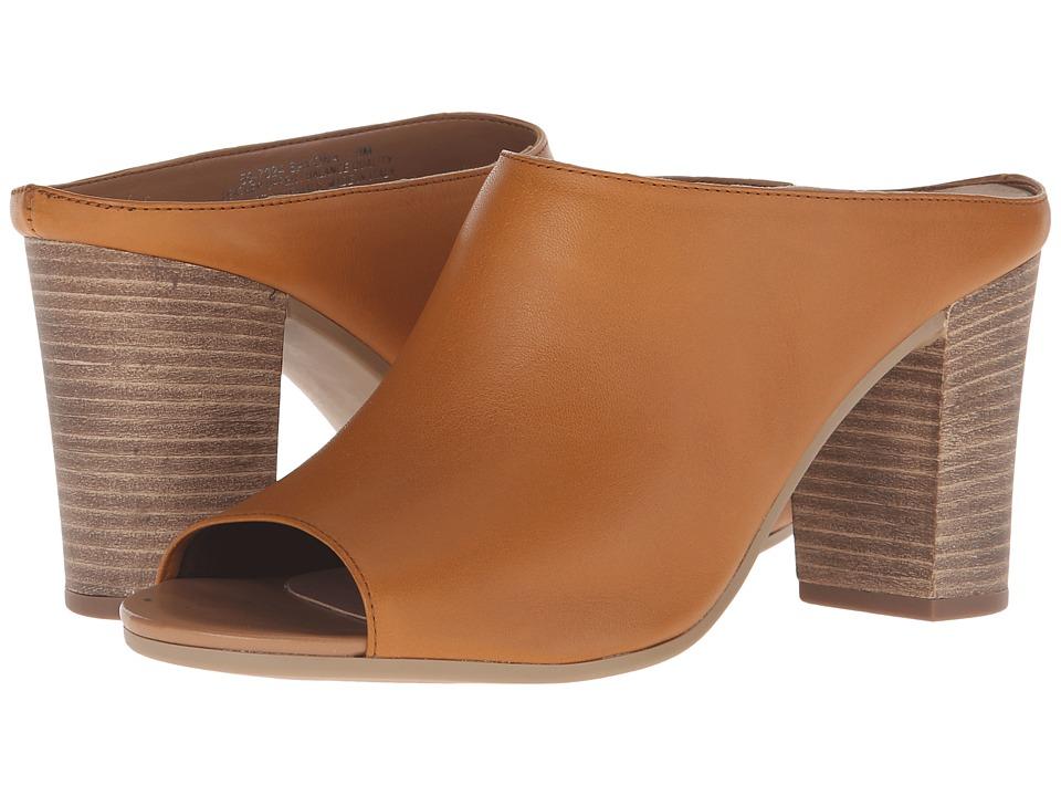 Bella-Vita - Savona (Tan) Women's 1-2 inch heel Shoes