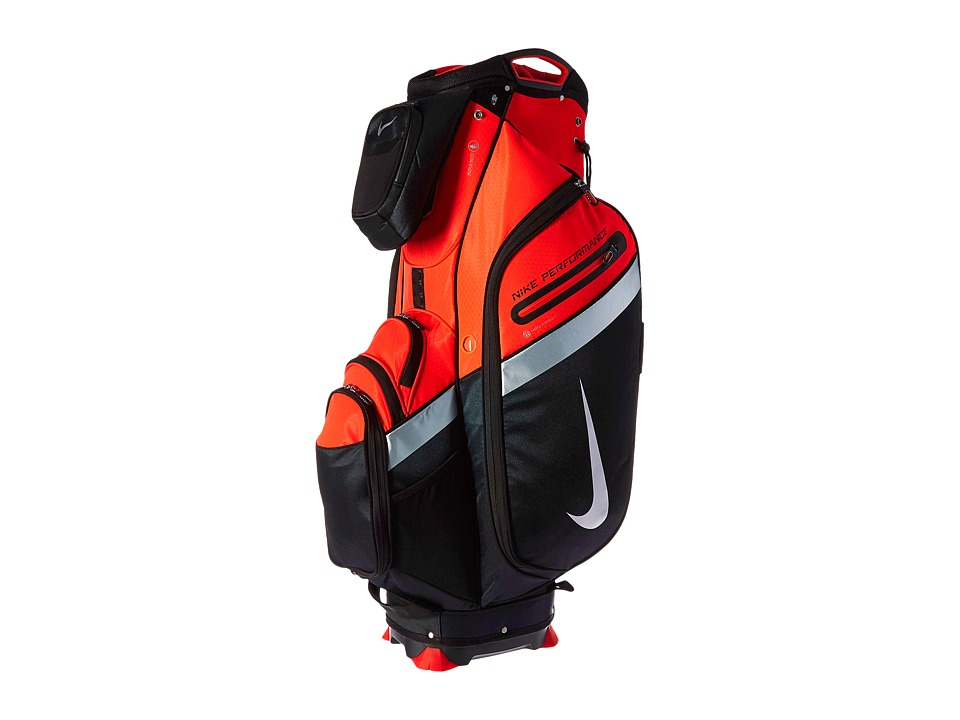 Nike Golf - Performance Cart IV (Bright Crimson/Silver/Black) Outdoor Sports Equipment