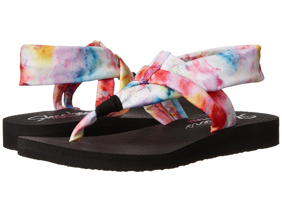 SKECHERS - Cali - Meditation - Reflection (Multi) Women's Sandals