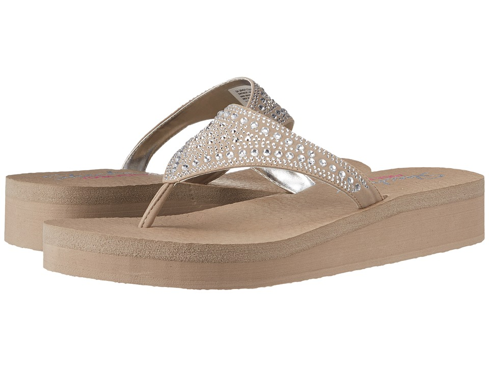 SKECHERS - Cali - Vinyasa - Bindu (Taupe) Women's Sandals