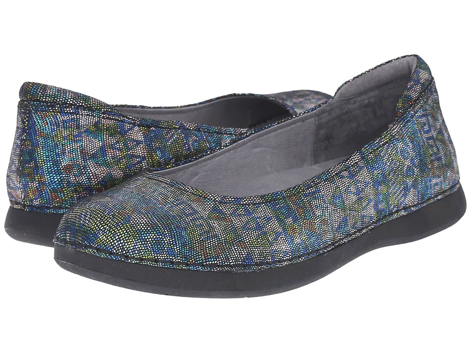 Alegria - Petal (Rave On Nile) Women's Flat Shoes
