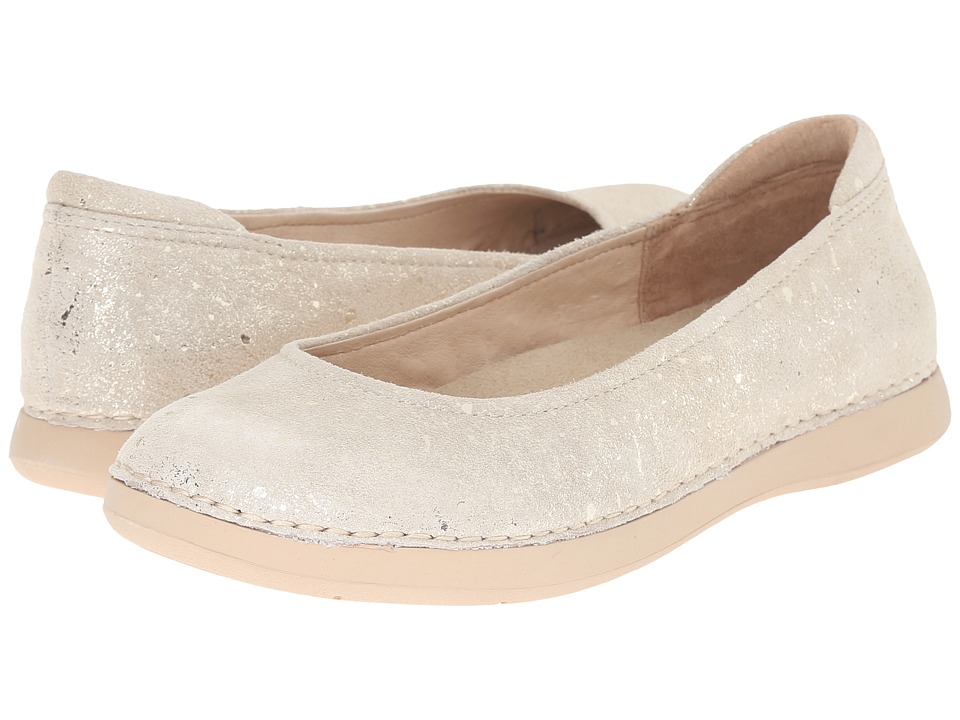 Alegria - Petal (Gold Flake) Women's Flat Shoes