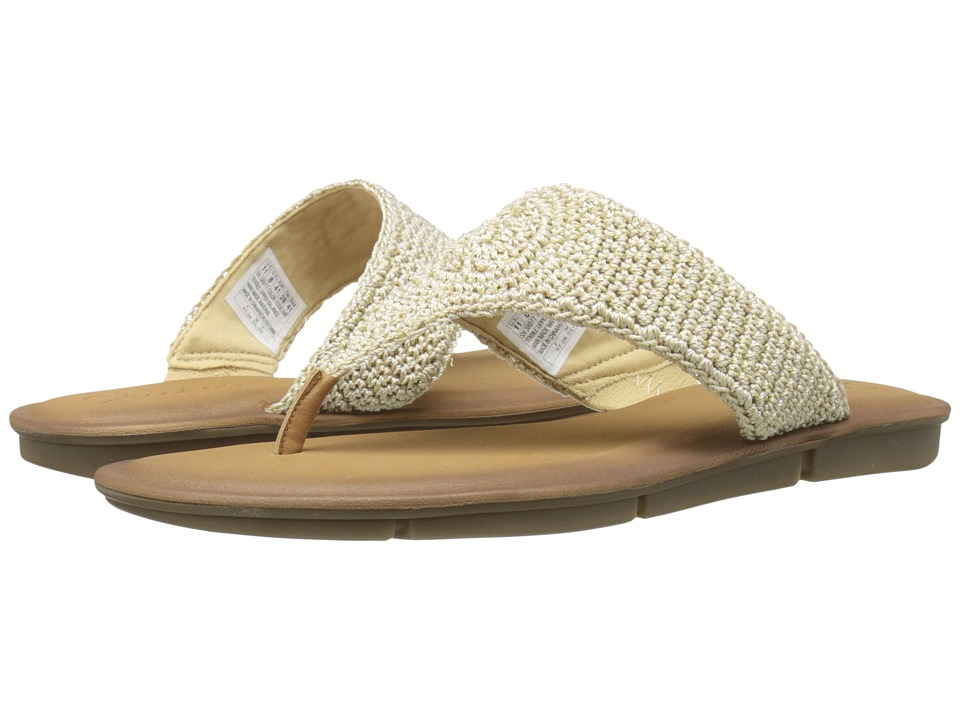 SKECHERS - Cali - Indulge 2 - Beach Angel (Natural) Women's Sandals