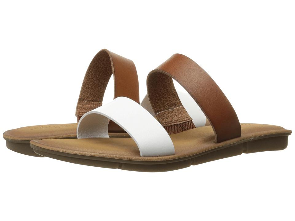 SKECHERS - Cali - Indulge 2 - Horizons (Brown/White) Women's Sandals