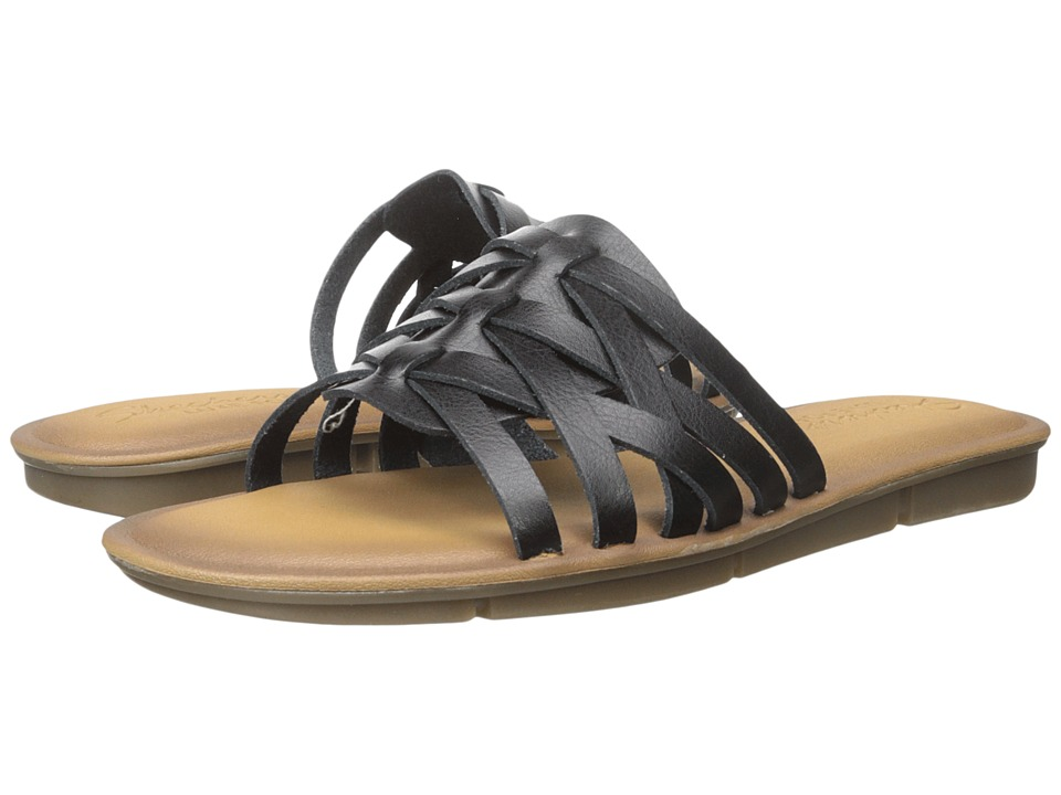 SKECHERS - Cali - Indulge 2 - Golden Hour (Black) Women's Sandals