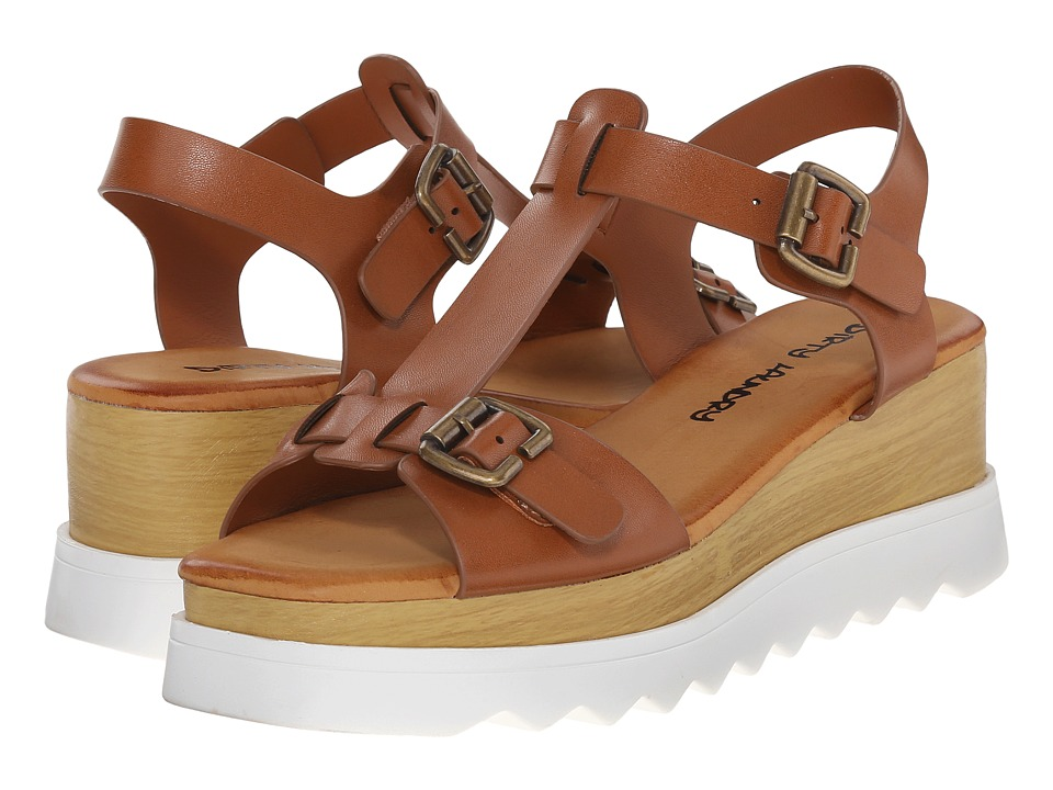 Dirty Laundry - Ballroom (Tan) Women's Sandals