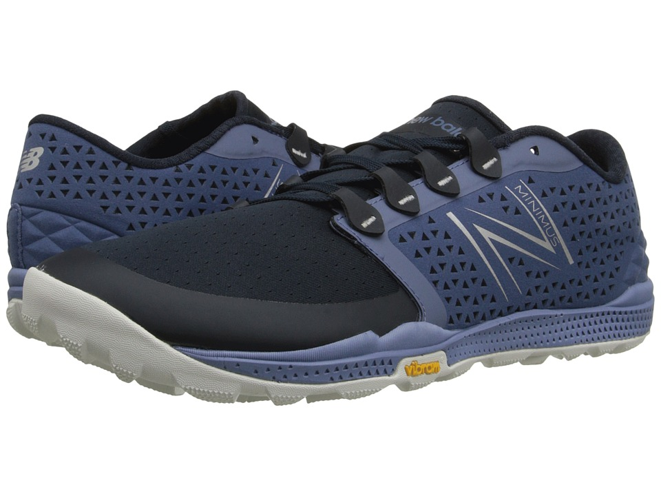 New Balance - Minimus MT10v4 (Grey/Black) Men's Running Shoes