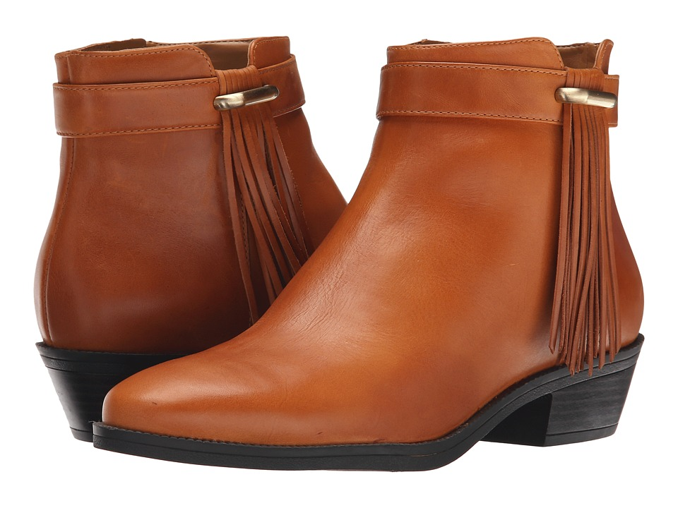 Nine West - Willito (Cognac Leather) Women