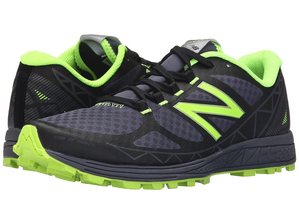 New Balance - Vazee Summit (Black/Thunder) Men's Running Shoes