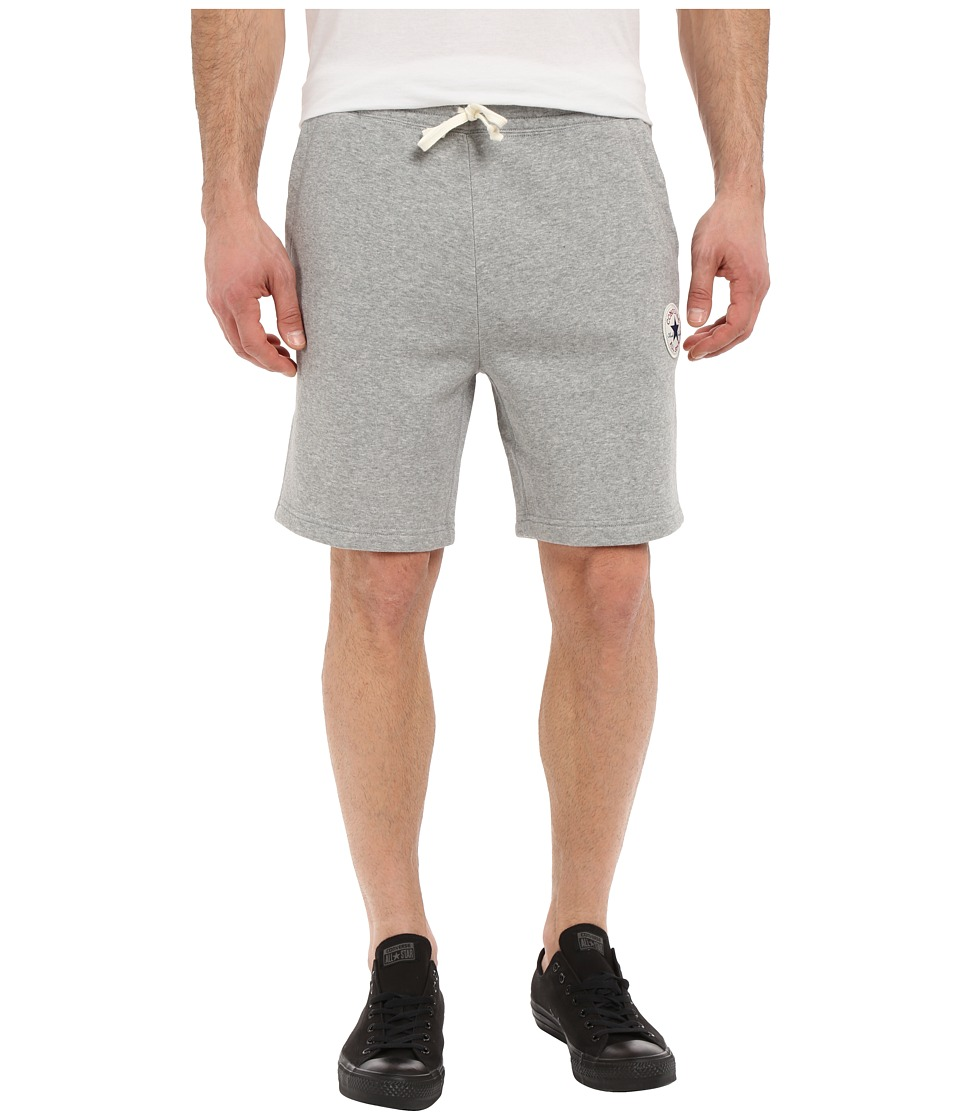 Converse - Core Shorts (Vintage Grey Heather) Men