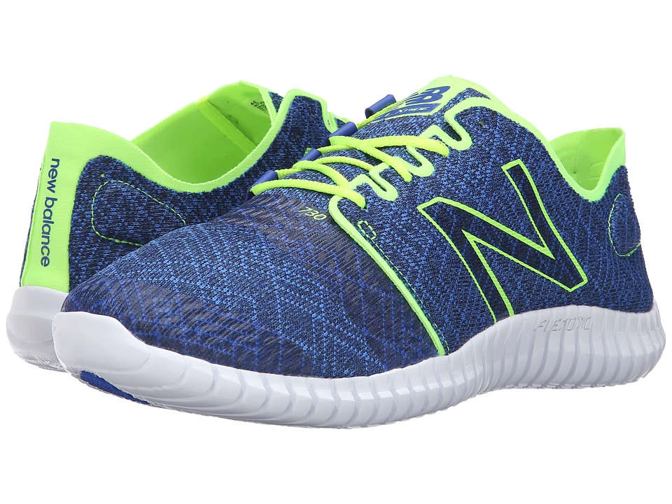 New Balance - M730v3 (Pacific/Toxic) Men's Running Shoes