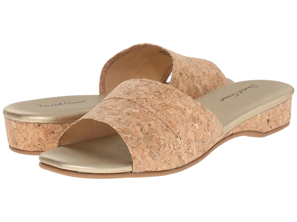 Daniel Green - Dormie (Cork 2) Women's Slippers