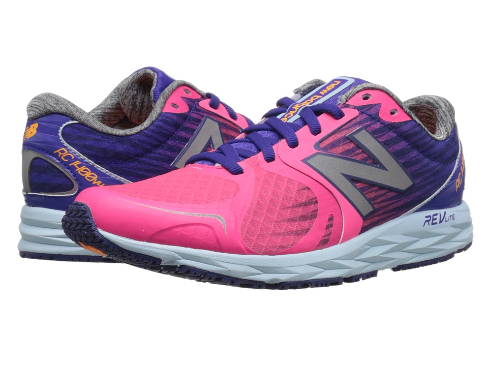 New Balance - W1400v4 (Purple/Blue) Women's Running Shoes