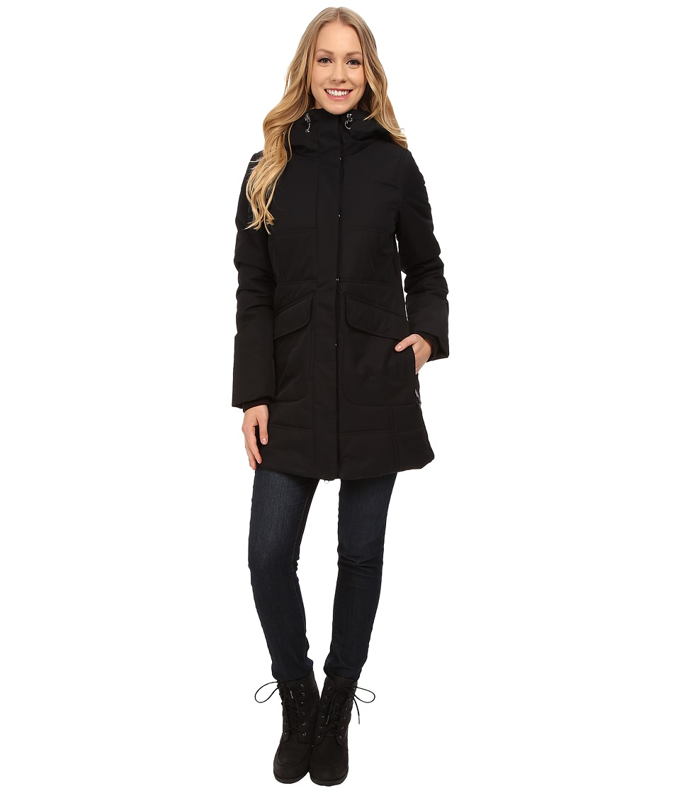 Lole - Telluride Jacket (Black) Women's Coat