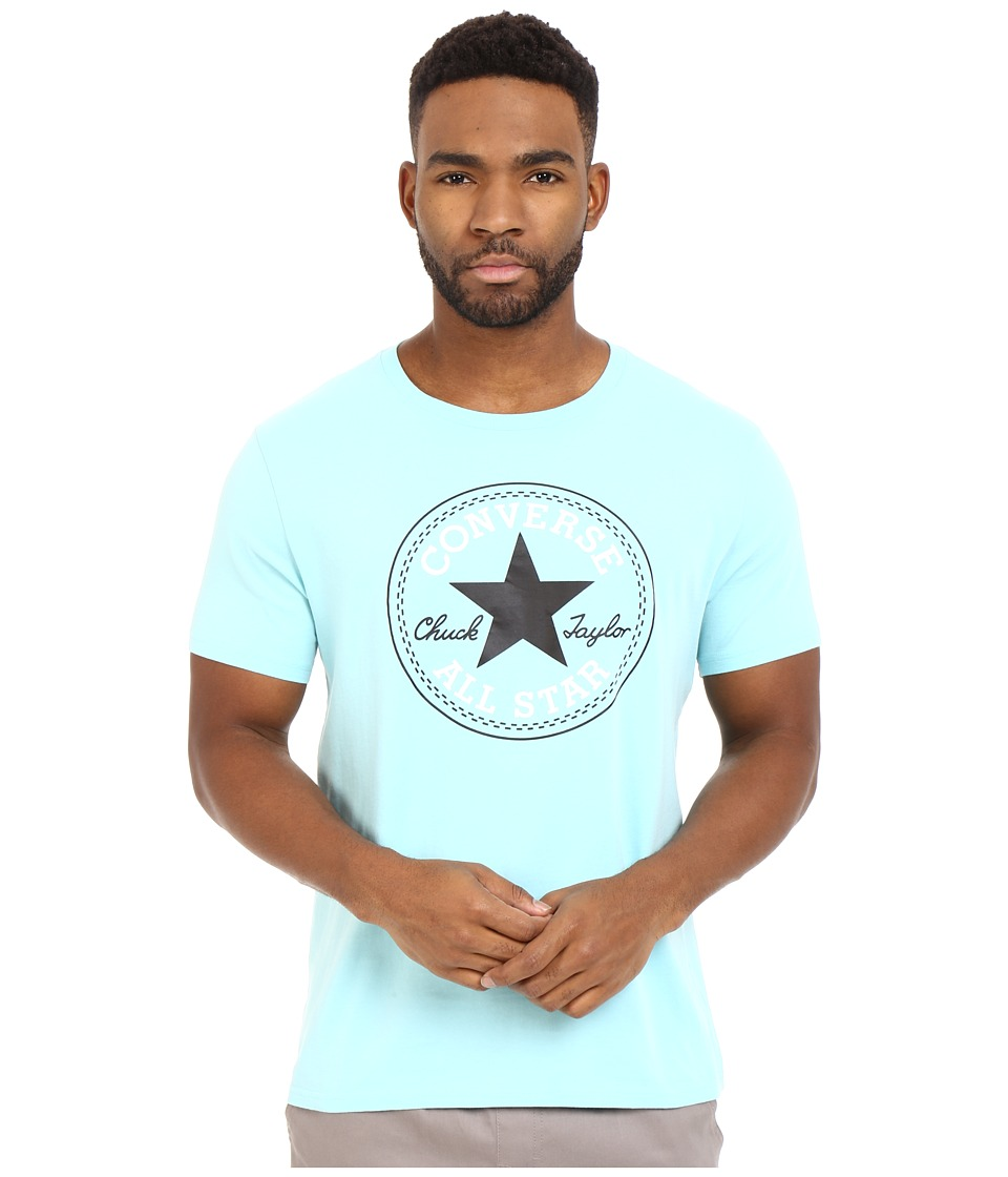 Converse - Core Chuck Tee (Pool) Men's T Shirt