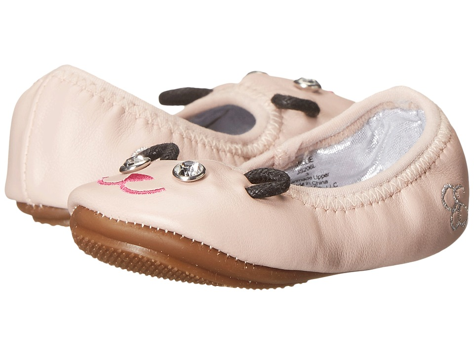 Jessica Simpson Kids - Millie (Infant/Toddler) (Blush) Girl's Shoes