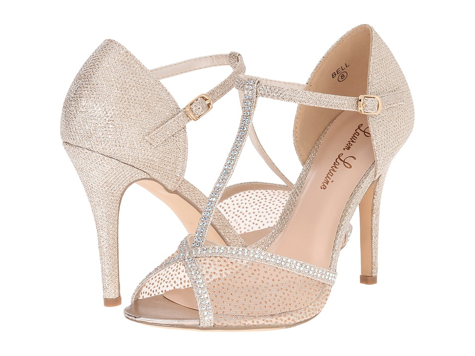 Lauren Lorraine - Bell (Nude) Women's Shoes