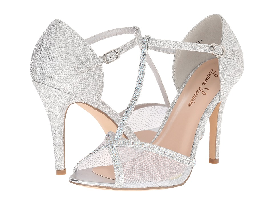 Lauren Lorraine - Bell (Silver) Women's Shoes