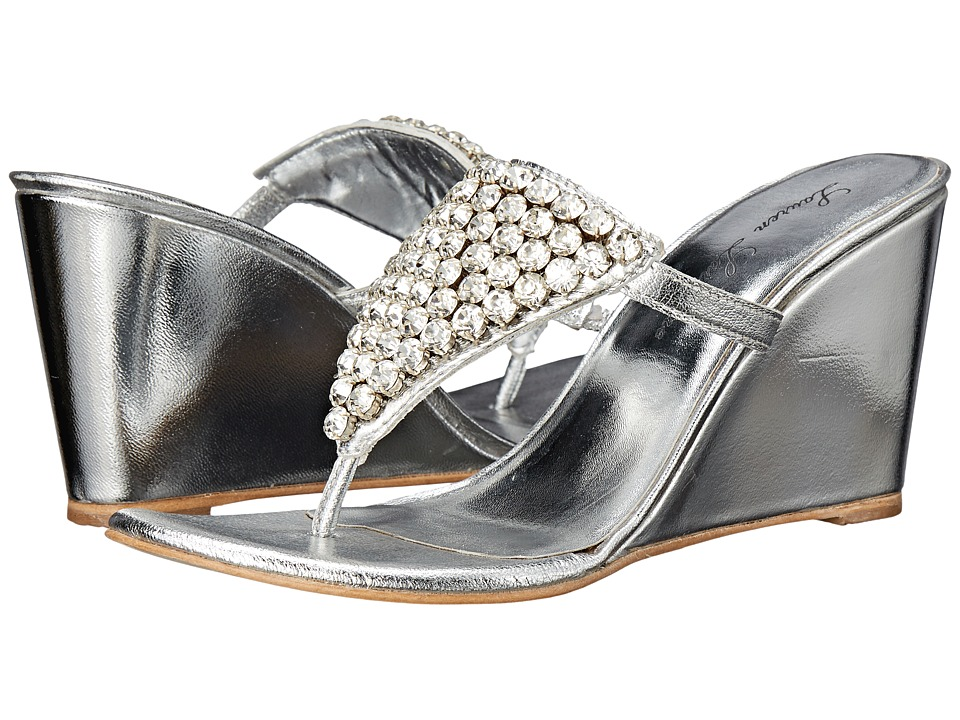 Lauren Lorraine - Anguilla (Silver) Women's Shoes