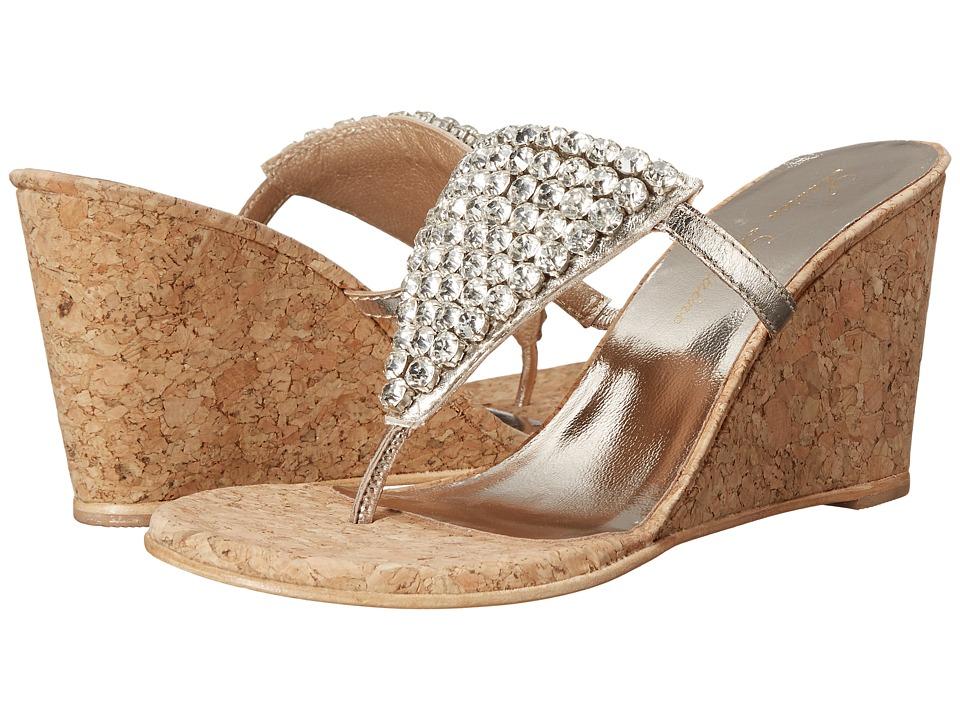 Lauren Lorraine - Anguilla (Cork Platino) Women's Shoes