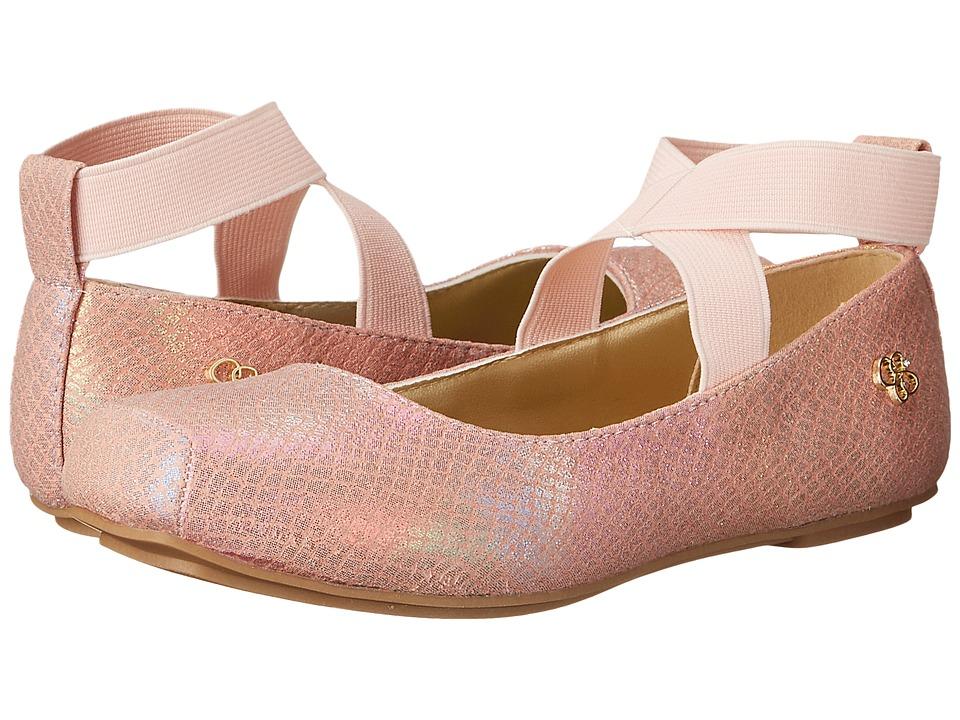 Jessica Simpson Kids - Madison (Little Kid/Big Kid) (Pink) Girls Shoes