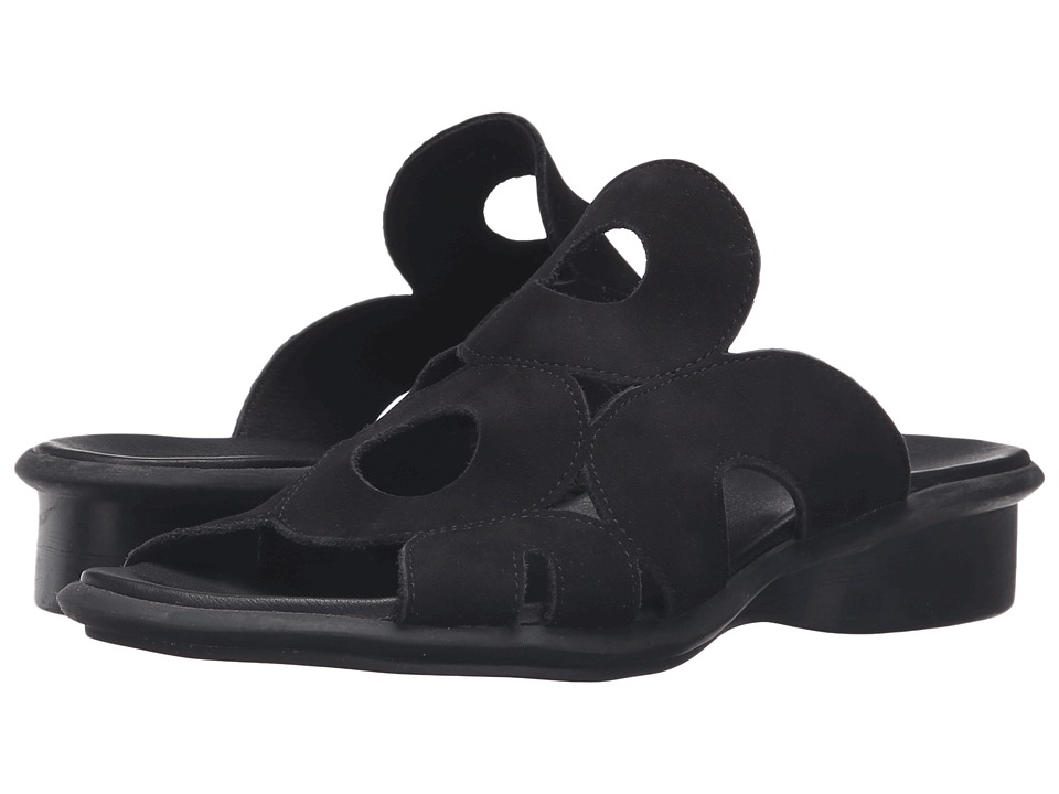 Arche - Saory (Noir 1) Women's Slide Shoes