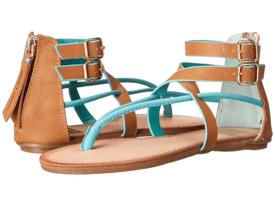 Dolce Vita Kids - Milania (Little Kid/Big Kid) (Turquoise) Girl