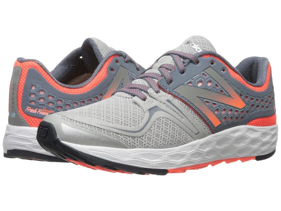 New Balance - Fresh Foam Vongo (Silver/Pink) Women's Running Shoes