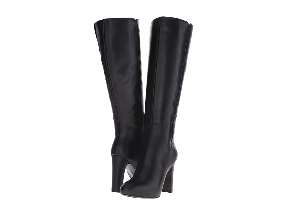 Nine West - GetMGirl (Black Leather) Women