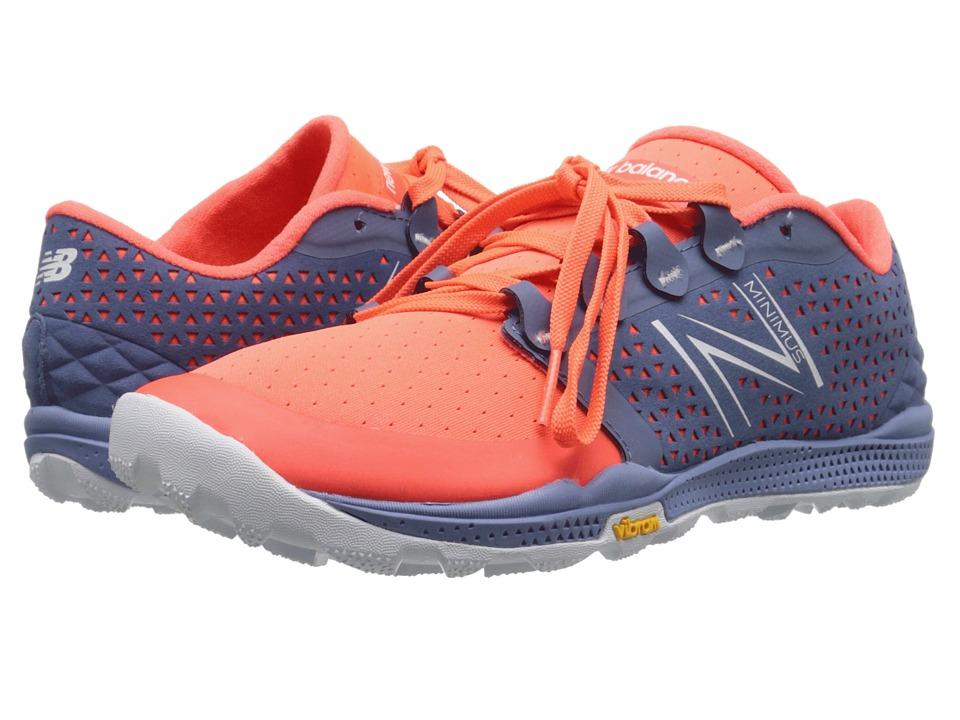 New Balance - Minimus WT10v4 (Dragonfly/Grey) Women's Running Shoes