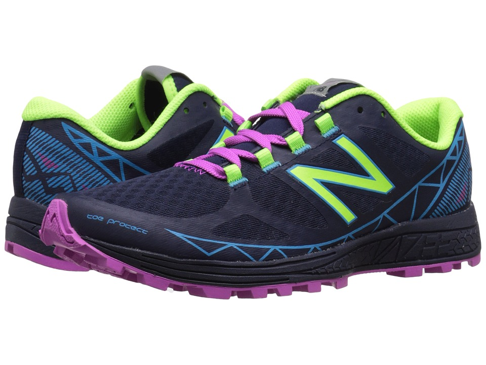 New Balance - Vazee Summit (Abyss/Toxic) Women's Running Shoes