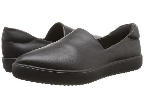 Nine West - Domnick (Black Synthetic) Women's Slip on Shoes