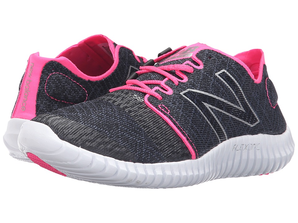 New Balance - W730v3 (Black/Amp Pink) Women's Running Shoes