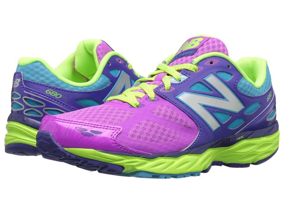 New Balance - W680v3 (Titan/Urchin) Women's Running Shoes
